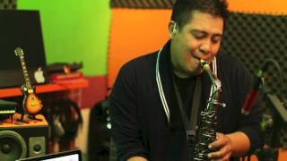 Hujan   Utopia Saxophone Cover