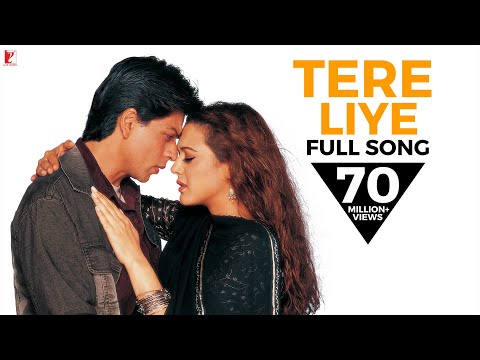 Tere Liye - Full Song | Veer-Zaara | Shah Rukh Khan | Preity | Lata Mangeshkar | Roop Kumar Rathod  downoad full Hd Video