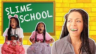 First Day at Slime School  - New Toy School