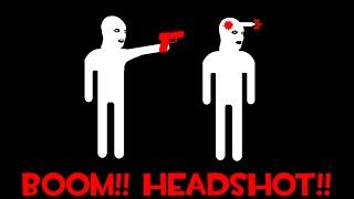 Boom headshot song! *Fan made parody* (Original song)