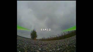 FPV | DVR | 7th flight - First crash en first gaps.. sort of