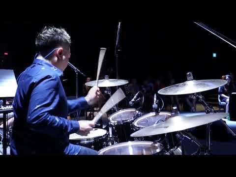 香港国際鼓手節2017 DRUMS SOLO BY 星級導師SkyneX SIR