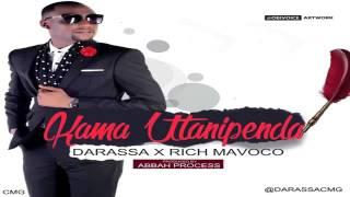 Darasa Ft  Rich Mavoko   Kama Utanipenda(new)