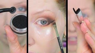 Weird Makeup Tools | DO THEY WORK?