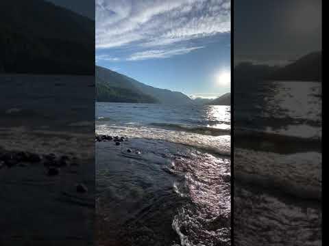 Video Of Lake Crescent Lodge, WA