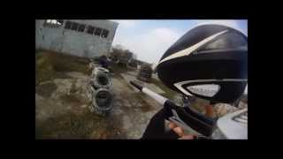 preview picture of video 'Paintologen @ Paintballfarm Wurzen'