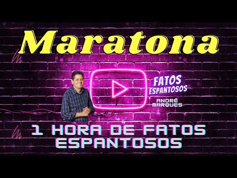 MARATONA FATOS ESPANTOSOS - 1 HORA DE DIVERSO
