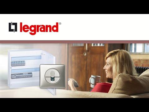 Découvrez les avantages d'un réseau multimédia Legrand avec les coffrets de communication