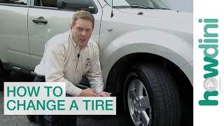 Safely Changing Your Spare Tire