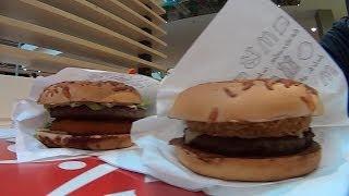 Rocker KFC, Kanapka Drwala vs Zbójnicka McDonald's, Hanaya Sushi,Kupony North FishFFD
