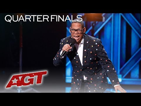 AMAZING Voice Impressions From Your Favorite Movies By Greg Morton! - America's Got Talent 2019 (видео)