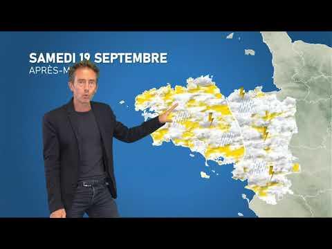 Illustration de l'actualité La météo de votre samedi 19 septembre