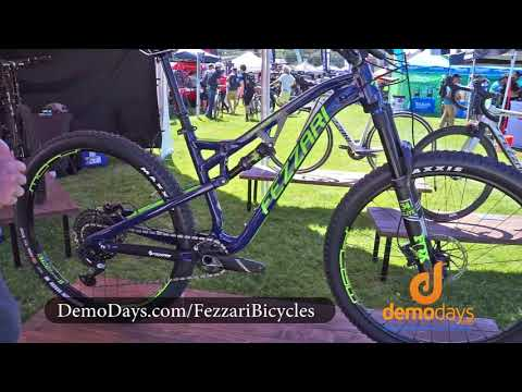 Fezzari Bicycles Demo Fleet Overview - Mountain, Road, Gravel w Full Size Run