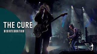The Cure Disintegration Live Video