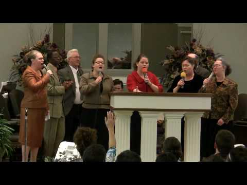 Wentzville Cornerstone Apostolic Womens Chorale  singing  I want to go There