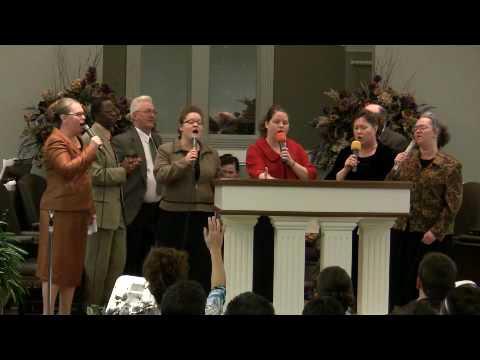 Wentzville Cornerstone Apostolic Womens Chorale  singing  I want to go There