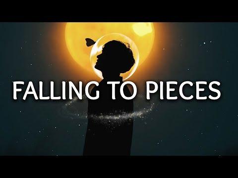 NOKTIS ‒ Falling To Pieces (Lyrics) ft. Brandon McKenzie