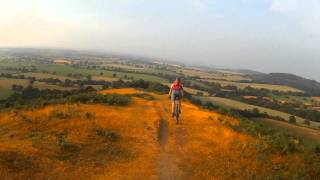 Riding the Lawley, Church Stretton