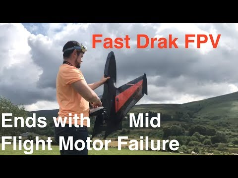 fast-drak-fpv--motor-failure--emergency-landing-hd--osd