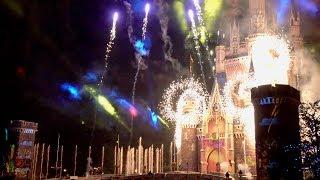 抽選外れたらお薦め!-セレブレイト!東京ディズニーランド-ナイトタイムスペクタキュラー-Celebrate! Tokyo Disneyland-4K動画。
