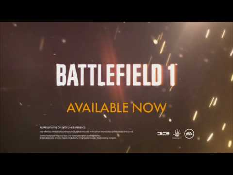 Commercial for Battlefield 1 (2016 - 2017) (Television Commercial)