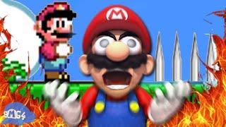 Mario Plays: Unfair Mario