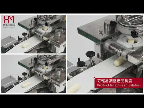 Two Colour Auto Encrusting Machine Model HM-88
