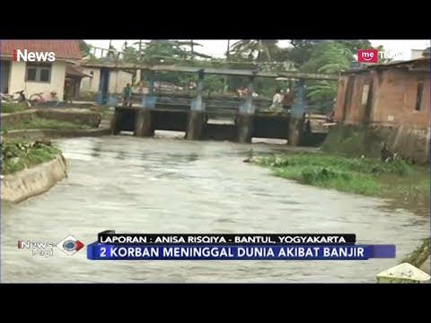 Banjir Terjang Bantul, 2 Warga Meninggal Dunia - iNews Pagi 18/03