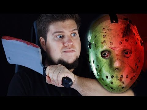 СЮЖЕТНЫЕ МИССИИ ДЛЯ ДЖЕЙСОНА В Friday the 13th the Game