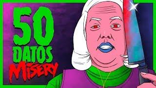 50 DATOS QUE NO SABIAS DE MISERY - STEPHEN KING