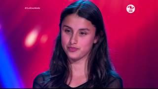 Dana cantó Falsas esperanzas de J. Piloto – LVK Col – Audiciones a ciegas – Cap 4 – T2