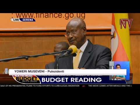 Obuwangwa busaana okukyuka - Museveni ku musika wa Nsibambi