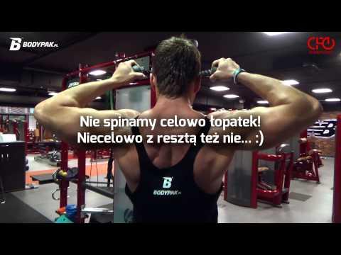 Objętość mięśni rąk dołączyć