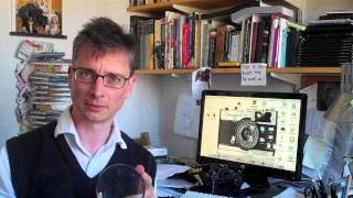 How to measure focal length of a lens