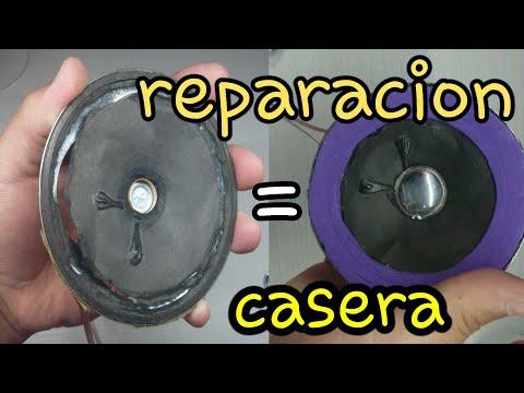 Reparar bocina facil