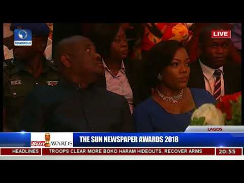 The Sun Newspaper Awards 2018 Pt.10 |Live Event|