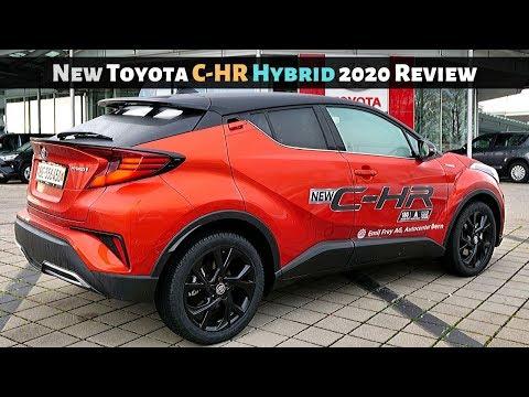 New Toyota C-HR Hybrid 2020 Review Interior Exterior