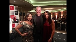 "Brett Favre & Deanna Favre on ""Sharing the Sugar with Sharron"""