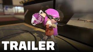 Splatoon 2 Ver.4 Update Trailer