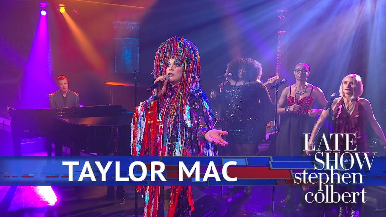 Taylor Mac Performs 'People Have The Power' thumbnail