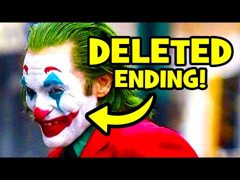 The Joker DELETED ENDING You Never Saw + Deleted Scenes