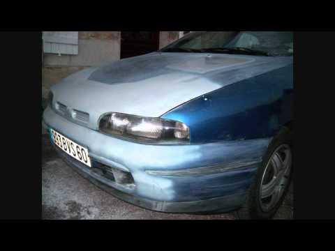Ma 1ère RESTAURATION voiture !  avec une station de peinture à 89 € !!!(partie 1/2)