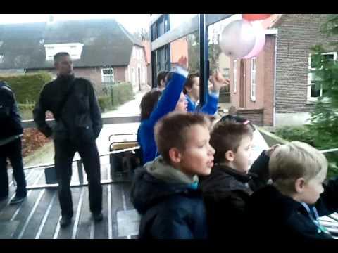 Sambeek najaarskampioenen - rondrit