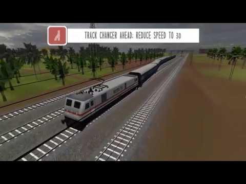 Indian Train Simulator - Android app on AppBrain