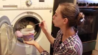 Как стирать хозяйственным мылом в стиральной машинке
