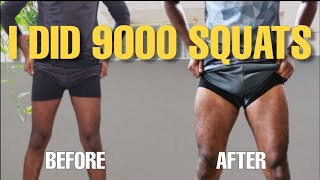 300 Squats A Day For 30 Days | Leg Transformation | தமிழ்/English | FIT MUSCLER
