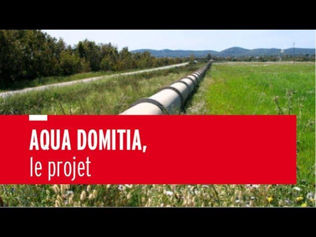 Aqua Domitia et la viticulture