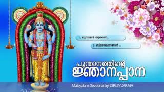 പൂന്താനത്തിന്റെ ജ്ഞാനപ്പാന | POONTHANATHINTE NJANAPPANA | Hindu Devotional Songs Malayalam