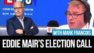 Eddie Mair's Election Call with Mark Francois