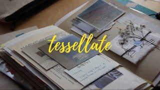 42. the handmade journal (junk journal with me traveler's notebook)